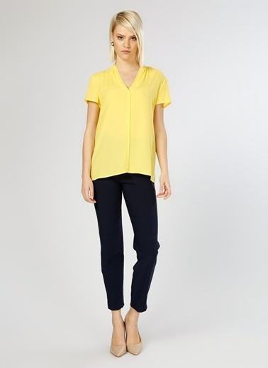 Fabrika Bluz Sarı